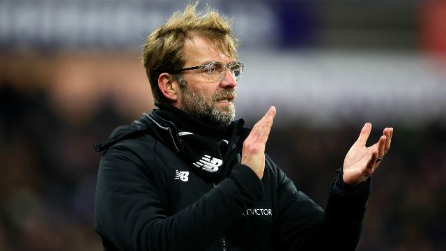 Klopp: Liverpool are on fire