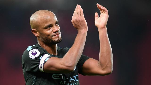 Kompany desperate to beat United