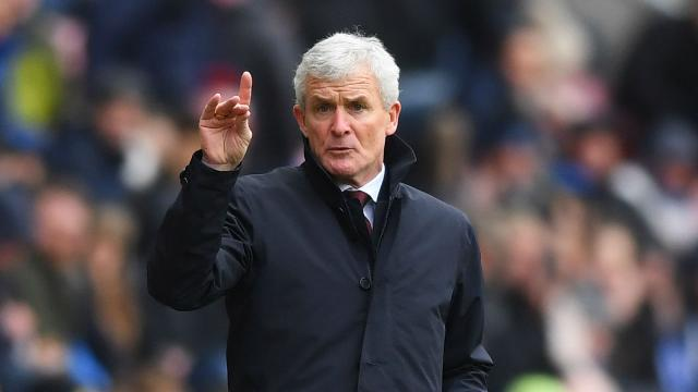 Hughes slams woeful Saints