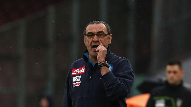 Napoli held by struggling Sassuolo