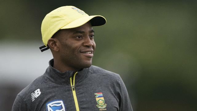Bavuma not cross with Morkel