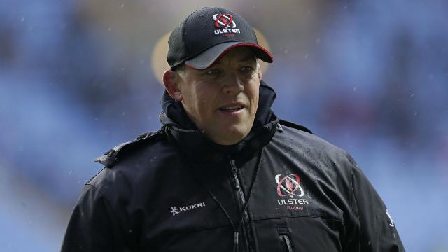 Gibbes to leave Ulster