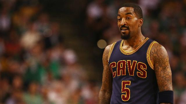 JR Smith suspended by Cavs