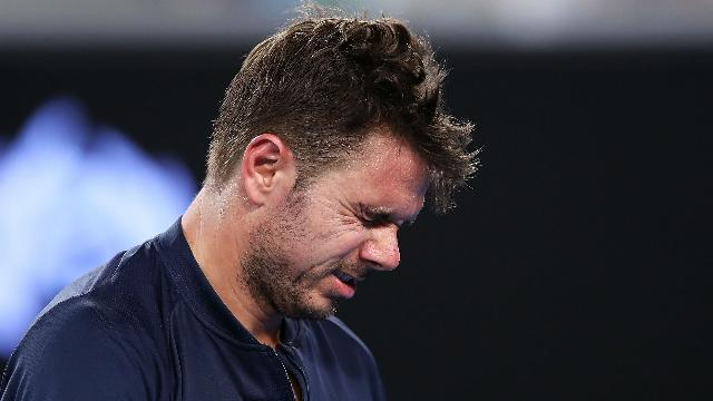 Wawrinka ends hard-court season
