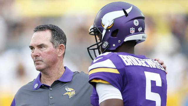Zimmer wants Bridgewater back