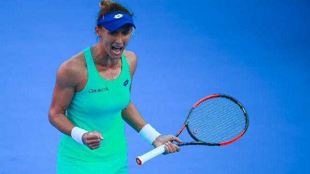 Tsurenko reaches back-to-back final
