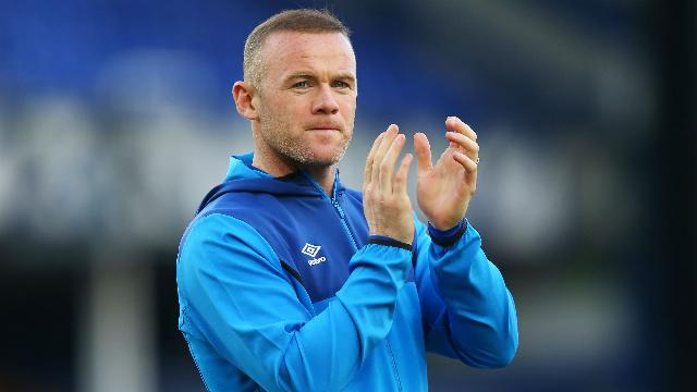 Rooney excited by DC United switch