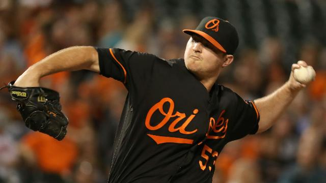 Yankees acquire Britton