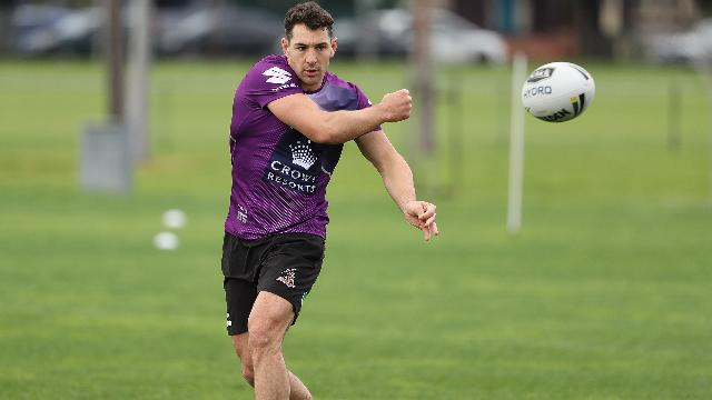 Slater ruled out of Storm's opener