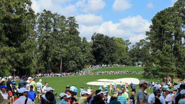Augusta to host women's amateurs