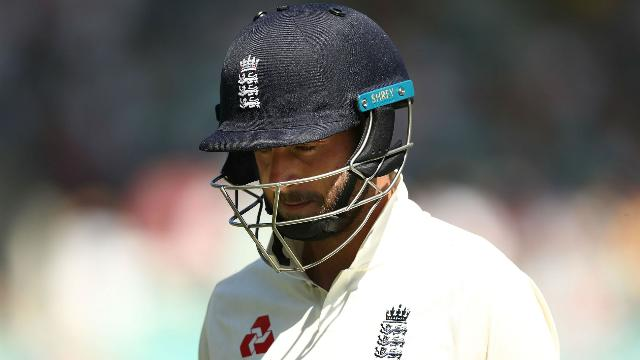 Vince left out of England squad