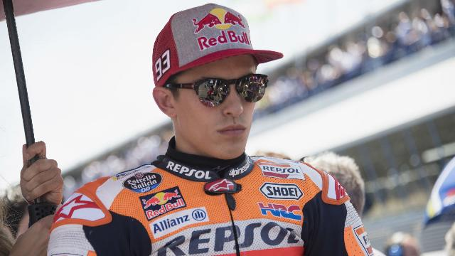 Marquez 'missing something' in win