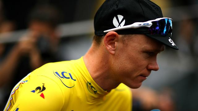 Froome unhappy with UCI chief