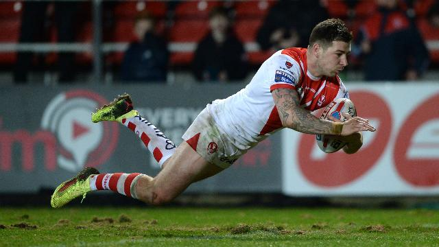 Percival shines in Saints win