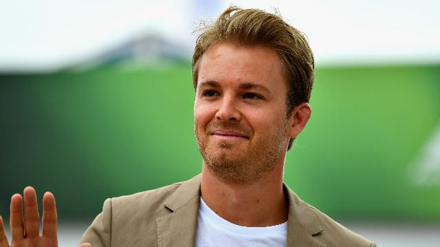 Rosberg to test new Formula E car