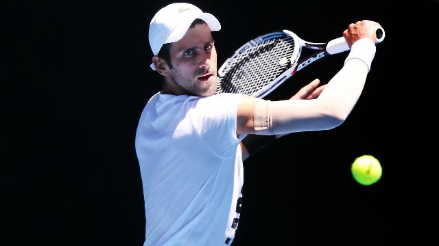 Djokovic out in Indian Wells
