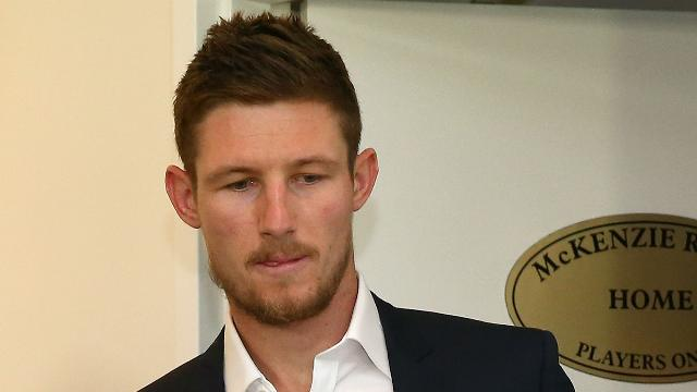Banned Bancroft cleared to play