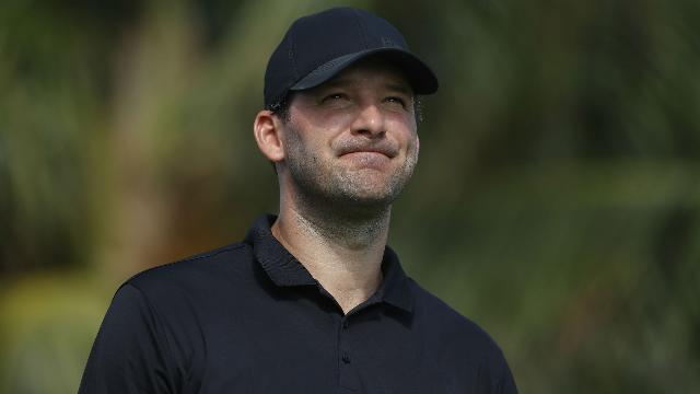 Romo in hunt for Web.com card